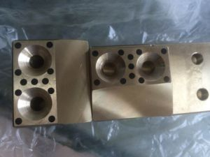 Customized CNC Machining Bushing by Drawings pictures & photos