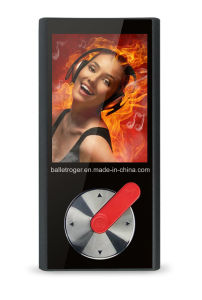 Bluetooth 2.4 Inch MP4 Player pictures & photos