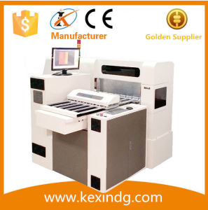 PCB Equipments Jump Cut Count Unlimited CNC V-Groove Machine pictures & photos