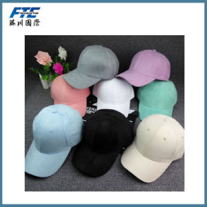 High Quality Colors Sports Cotton Baseball Cap with Custom Logo pictures & photos