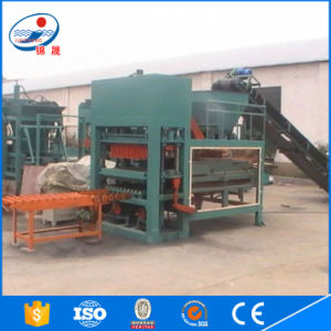 2017 Automatic Hydraulic Press Concrete Cement Block Making Machine pictures & photos