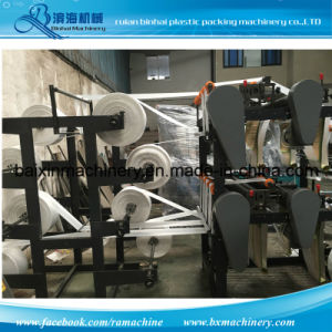 8 Lines PE Small Shopping Handle Plastic Bag Making Machine pictures & photos