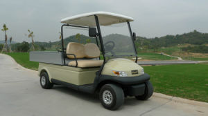 Electric Utility Vehicle Cart with Cargo for Sale pictures & photos