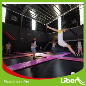 Best Play Zone-Large Trampoline Park pictures & photos