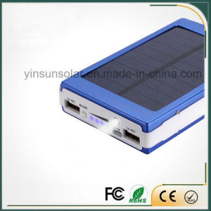 Solar Portable Charger for All Mobile Phone pictures & photos