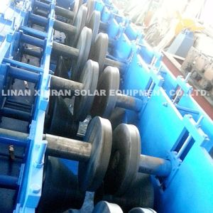 Full Automatic Adjustable Steel Cable Tray Roll Forming Machinery pictures & photos