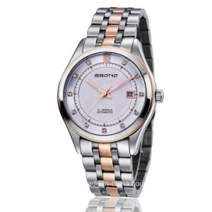 Jewellery Automatic Stainless Steel Business Men Watch pictures & photos