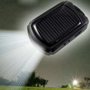 Portable Keyring Gift Solar Charger Small Pocket Power Bank for Mobile Phone pictures & photos