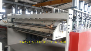 PP/PE/PC Multiwall Hollow Sheet/Grid Plate Production Line pictures & photos