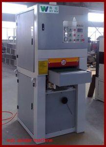 Wood Plastic Sander Machine