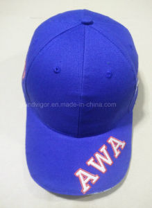 Custom Cotton Sports Cap for Horse Racing Competition pictures & photos