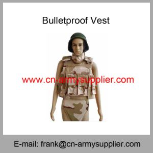Army-Police-Military Bulletproof Vest-Ballistic Jacket pictures & photos