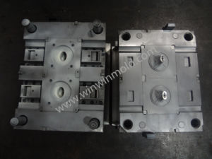 Fan Wheel Plastic Injection Mold pictures & photos
