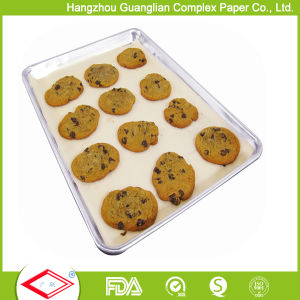 40cmx60cm Silicone Treated Baking Paper Sheet Bakery Cooking Paper pictures & photos