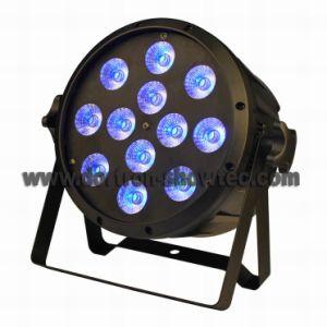 LED PAR RGBW 12X8w 4in1