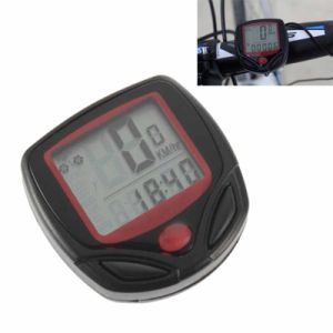 Waterproof LCD Bicycle Computer Bike Odometer Bicycle Stopwatch Cycling Speedometer pictures & photos