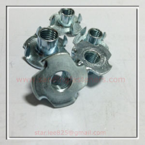 Carbon Steel Zinc Plated T Nut pictures & photos