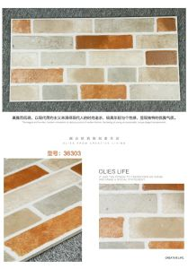 Top Quality of Porcelain Wall Tile for Building Tile (36303) pictures & photos