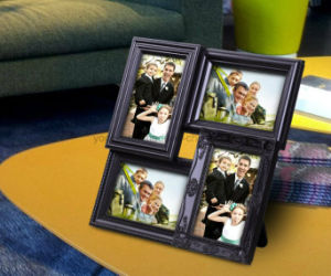 Plastic Craft Promotion Gift LED Decoration Photo Frame pictures & photos