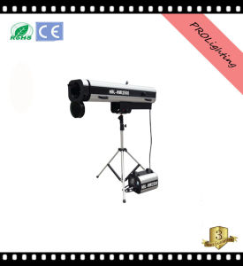 HMI 2500W Follow Spot Light Stage Light Movable Spot Light