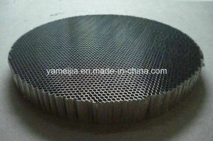 Black Color Aluminum Honeycomb Core Louvers pictures & photos