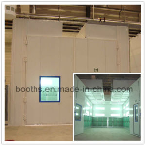 Industrial Big Iron Painting Booth with High Efficiency pictures & photos