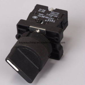 Keyway Brand Rotary Push Button Switch pictures & photos