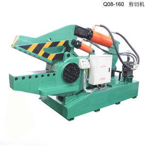 Crocodile Machine for Metal Scrap Steel Aluminum Shear Machine-- (Q08-160A) pictures & photos