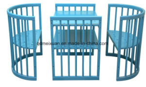 Manufacturers Wholesale Wood Cribs Multi-Function Removable Crib Baby Bed (M-X3743) pictures & photos