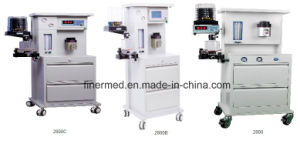 Basic Medical Anesthesia Machine pictures & photos