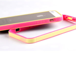 Candy Colors with Dust Plug Protection Phone Case for iPhone 5s/Se pictures & photos
