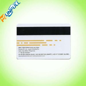 Personal Printing Promotion Plastic Magnetic Membership Card pictures & photos