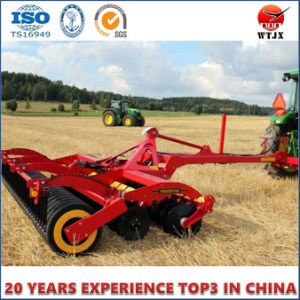 Double Acting Telescopic Cylinder Type Hydraulic Cylinder for Agricultural Machinery Cylinder pictures & photos