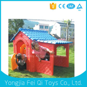 High Quality Childrens Play Centre Playhouse Indoor Playground Dollhouse pictures & photos