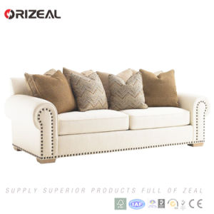American Classical Fabric Sofa Set, Living Room Sofa (OZ-SF-039) pictures & photos