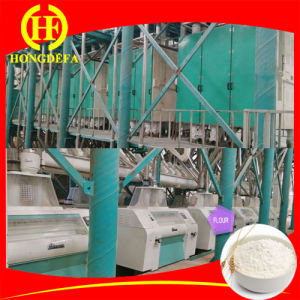 Fully Automatic Wheat Flour Milling Machine Wheat Milling pictures & photos