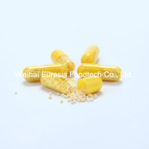 Vitamin C and Zinc Capsules with Sustained-Release/Retard Pellets pictures & photos