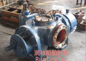 Stainless Screw Pump/Double Screw Pump/Twin Screw Pump/Fuel Oil Pump/2lb4-250-J/250m3/H pictures & photos