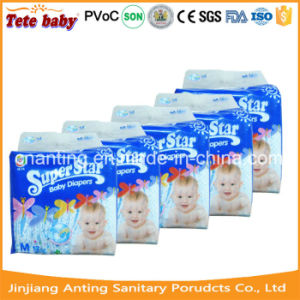 Cheap Prices Star Sleep Baby Diapers pictures & photos