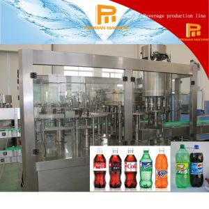Automatic 3 in 1 Sprite&Coke and Other Carbonated Drink Filling Machine pictures & photos