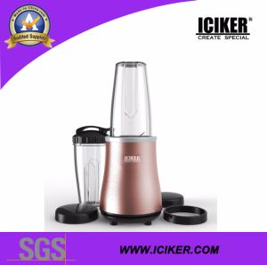 Professional High Speed Food Processor Metal Red Color pictures & photos