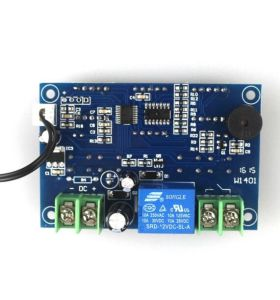 Intelligent Digital Thermostat Temperature Controller Regulator with Ntc Sensor W1401 Termostato DC12V pictures & photos