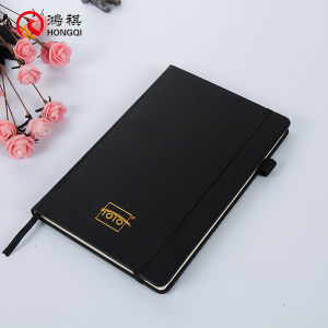 Leather Cover Notebook pictures & photos
