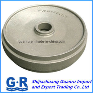 Cast Steel Guide Wheel pictures & photos