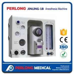 Medical Equipment Portable Human Anesthesia Machine with Ventilator pictures & photos