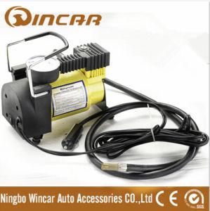 Ce Approved 100psi Mini Metal Car Air Compressor (W1002)