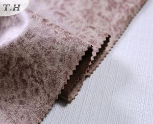 Embossed Heavy Upholstery Fabric Design for Sofa and Furniture pictures & photos