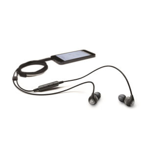 Sound Isolating Earphones with Remote Microphone Compatible with Apple pictures & photos