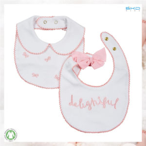 Custom Printing Baby Products Bow Tie Baby Bib pictures & photos