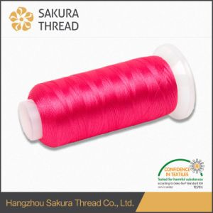 Eco-Friendly 75D 50d 120d Polyester Thread for High Speed Machine Sewing pictures & photos